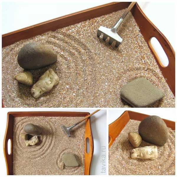 Незабываемый японский сад камней