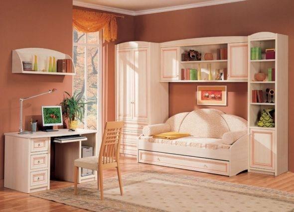 Детский гарнитур – 115 фото и особенности выбора современных моделей для детской комнаты