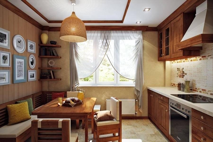 Кухня в стиле кантри: особенности, идеи для дома и квартиры