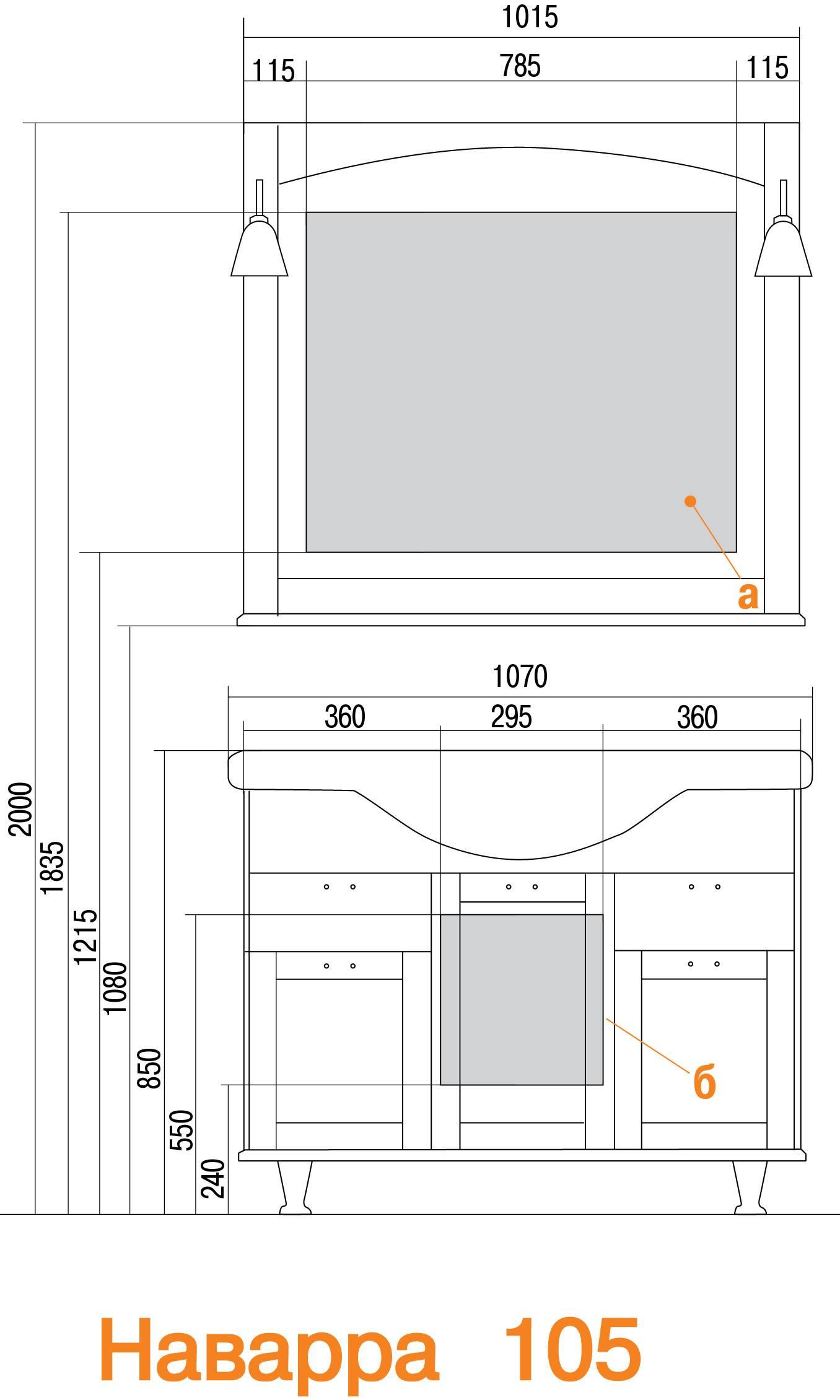 Высота зеркала над раковиной: правила и стандарты размещения зеркала над раковиной в ванной
