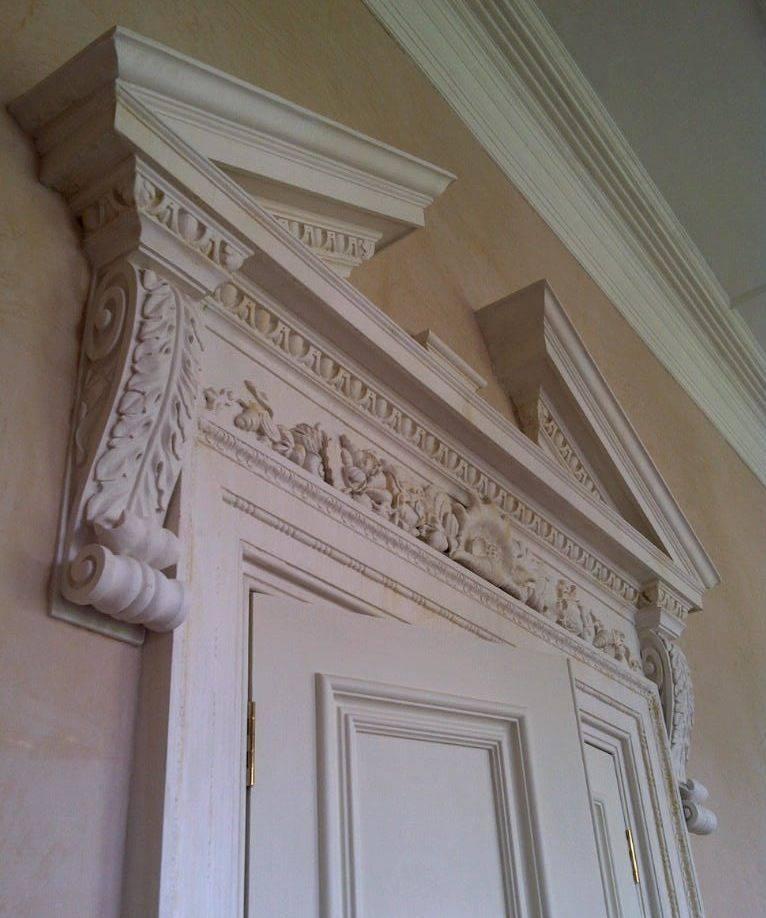 Декор из гипса, лепнина из гипса своими руками на стене для дома, изделия и фигурки для декора