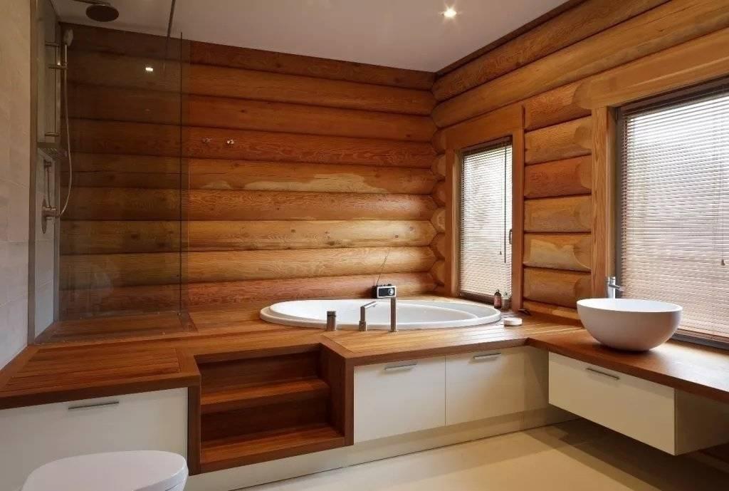 Гидроизоляция санузла в деревянном доме: как правильно делать?