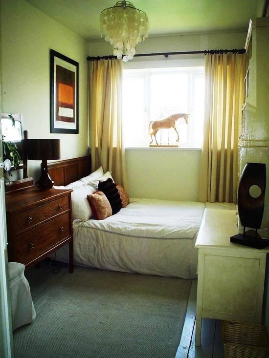 Прямоугольная спальня - 140 фото лучших новинок дизайна и планировки