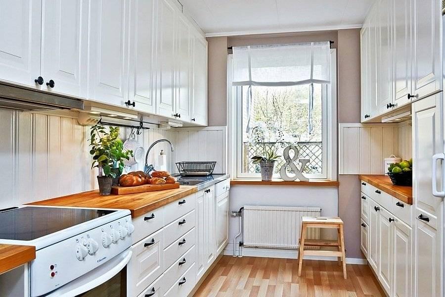 Кухни 2 на 3 метра: примеры дизайна интерьера