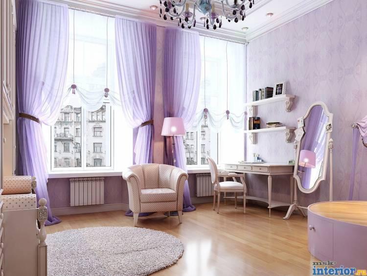 Какие шторы выбрать к разным цветам обоев и мебели: полный гид
