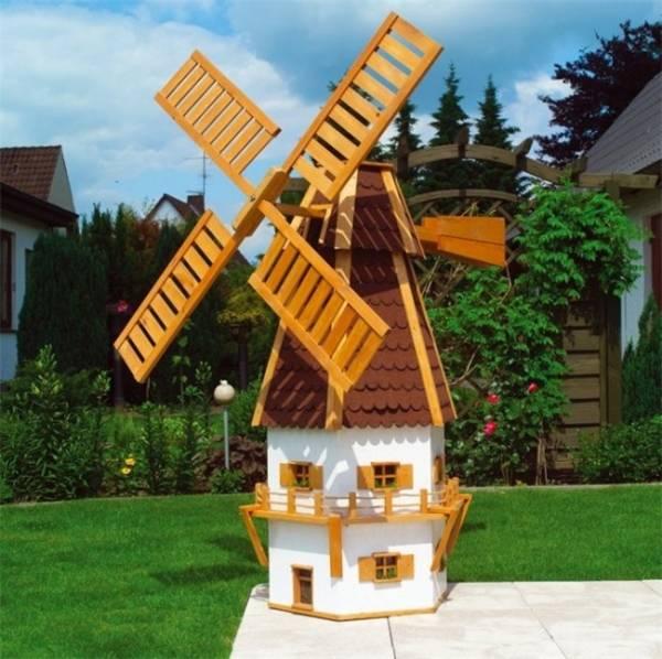 Деревянные мельницы: изготовление основания, каркаса и крыши. установка осей, лопастей и финальных работ