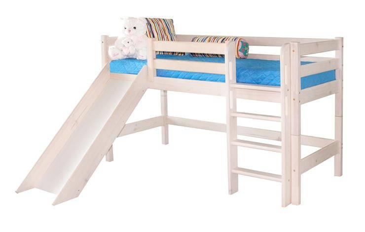 Особенности конструкции и выбора двухъярусных кроватей