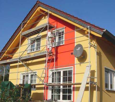 Фасадный декор для наружной отделки дома - какие виды бывают, фото возможных вариантов облицовки