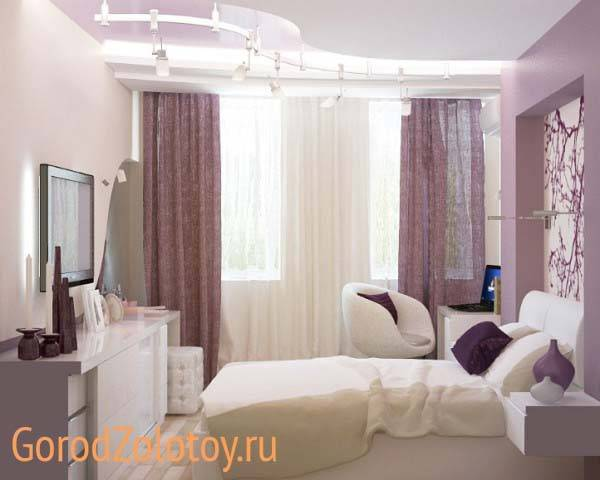 Дизайн интерьера маленькой спальни – рекомендации и 70 идей для вдохновения