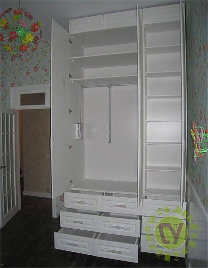 Советы и рекомендации по выбору шкафа для детской комнаты