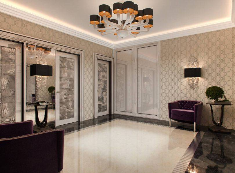 Арт-деко (ар-деко) (112 фото): стиль в интерьере квартир, дизайн потолочных светильников и декор для прихожей и других комнат. что это такое?