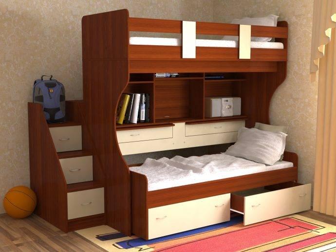 Детская кровать-домик (61 фото): выбираем двухъярусные кроватки для детей от 3 лет в виде замка для девочки и для мальчиков
