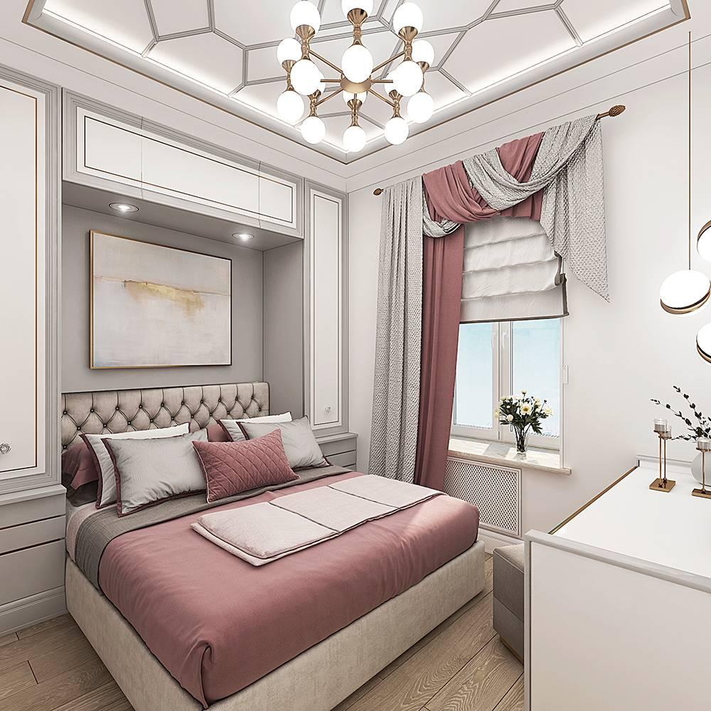 Основные правила оформления дизайна в спальной комнате