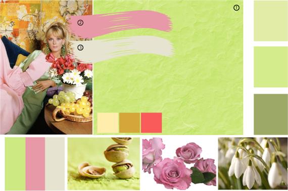 Фисташковый цвет в интерьере: 90 фото-идей
