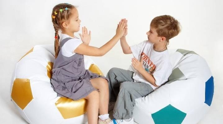 Детское кресло игрушка — виды моделей и правила выбора
