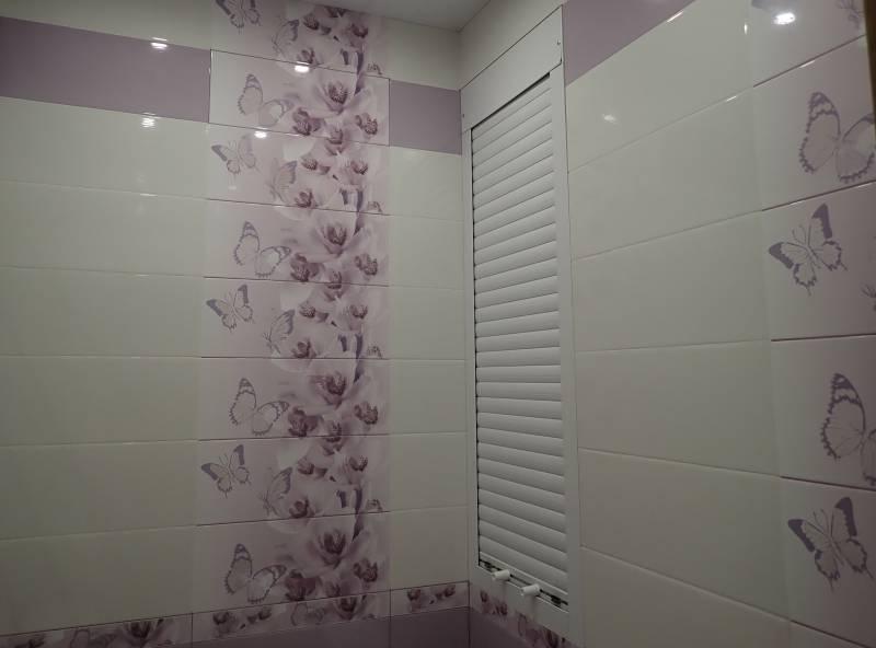 Рольставни в туалет: обзор моделей и особенности монтажа