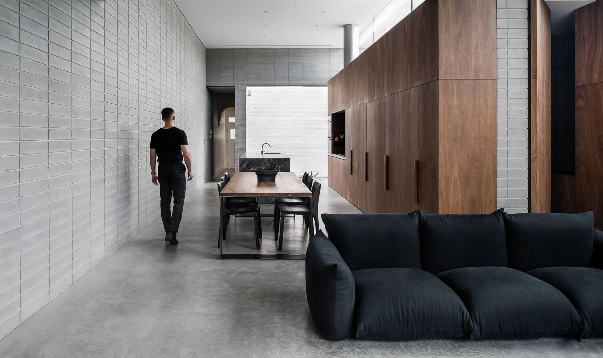 Продумываем дизайн стен в гостиной: фото и 3 главных фактора
