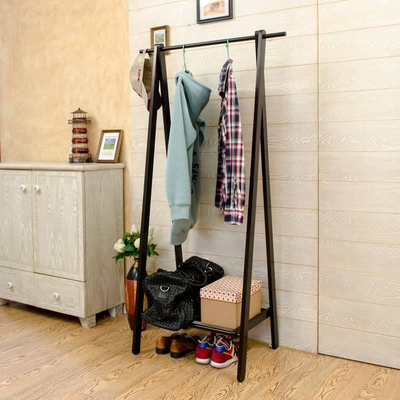 Вешалка в коридор для одежды своими руками: инструкция