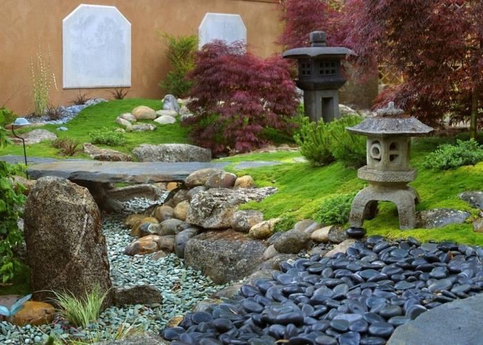 Сад камней по дзену — история, философия и руководство по созданию - квартира, дом, дача - медиаплатформа миртесен