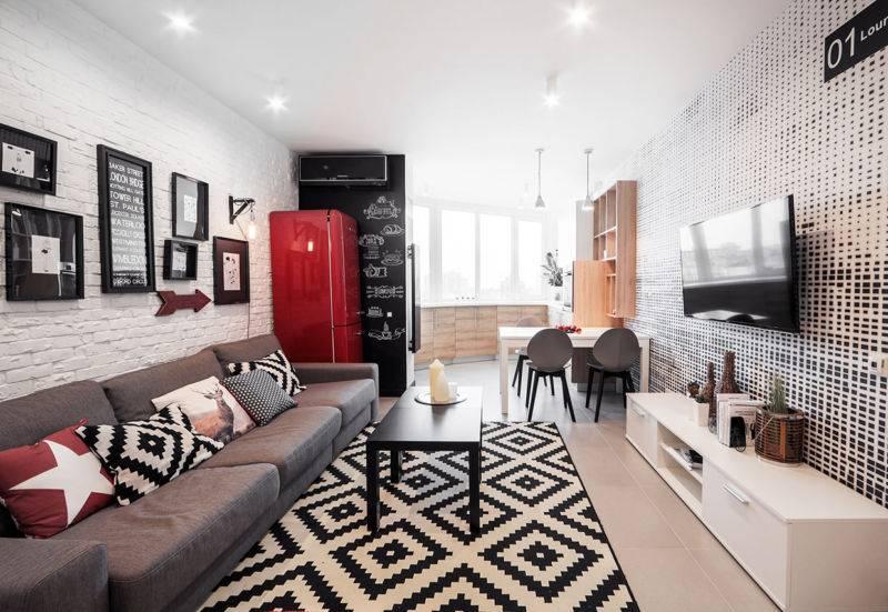Дизайн гостиной - фото интерьера, 150 современных идей гостиной в квартире