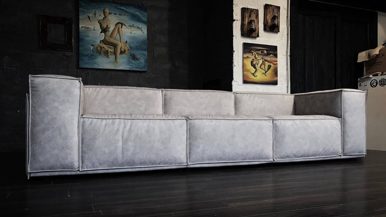 Угловой диван своими руками: чертежи, схемы, фото и видео