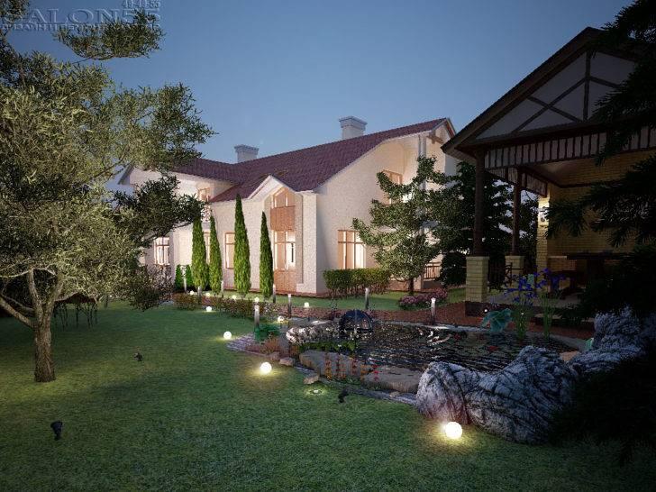 40 потрясающих идей для освещения сада 40 потрясающих идей для освещения сада