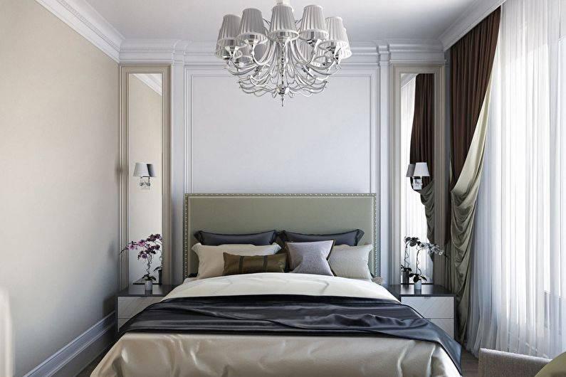 100 лучших идей: спальня 9 кв. м на фото