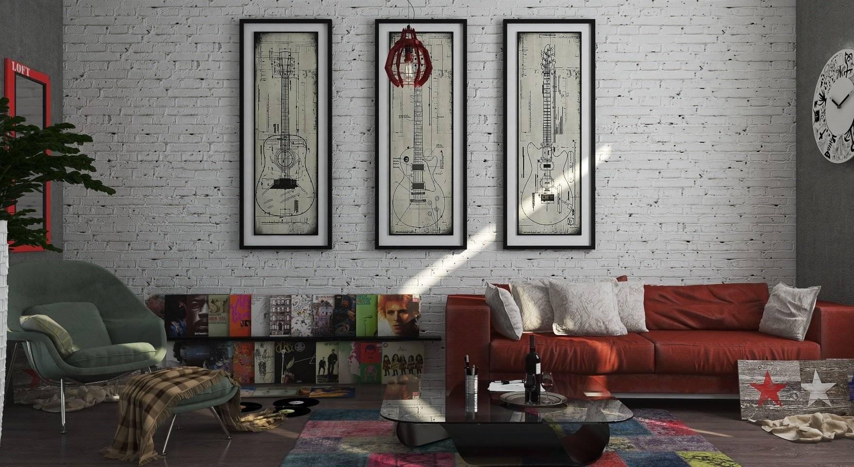 Картины для интерьера: 50+ ярких постеров, репродукций и диптихов
