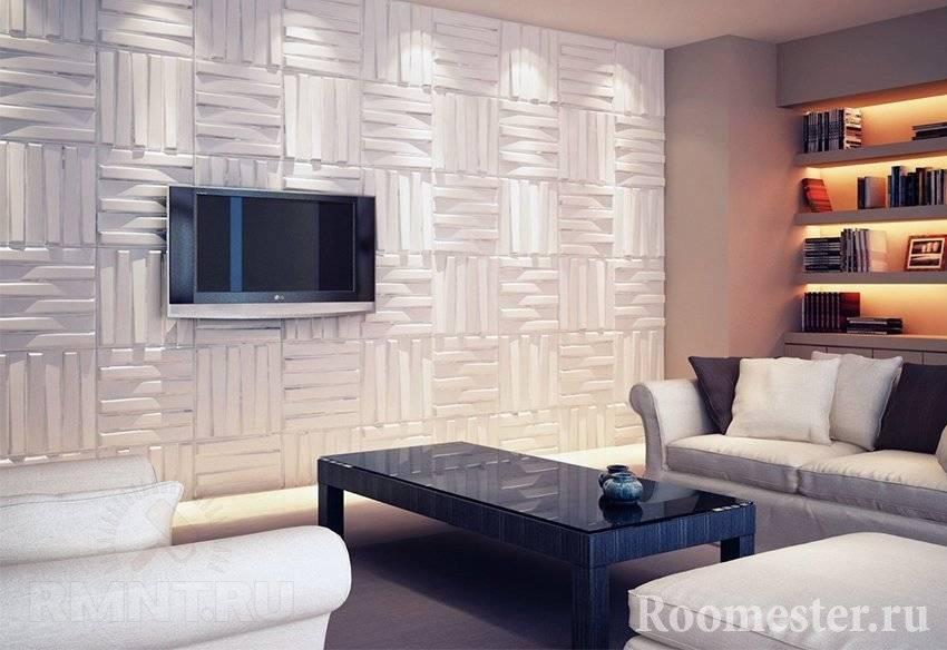 Декоративные панели: внутренняя отделка своими руками (95 фото)