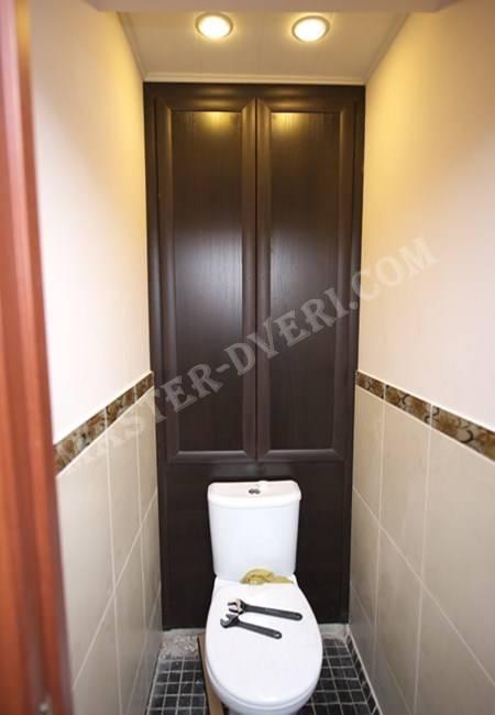 Функции, установка и фото рольставней для туалета