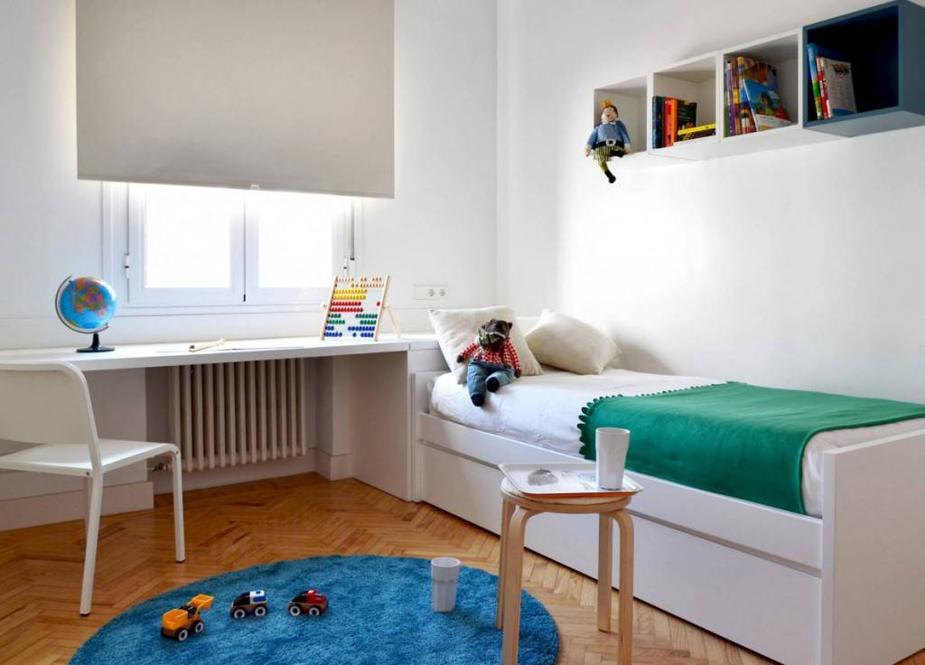 50 идей оформления детской
