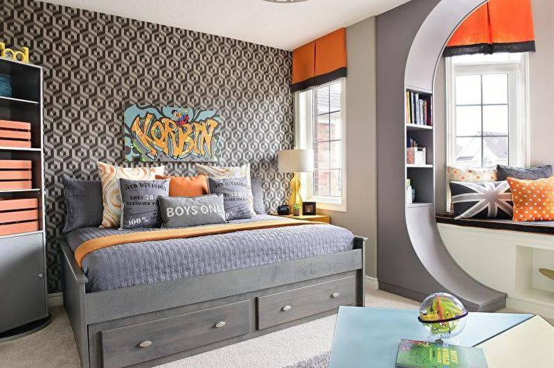 Спальни для девочек-подростков