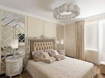 Дизайн спальни в стиле неоклассика, фото – rehouz