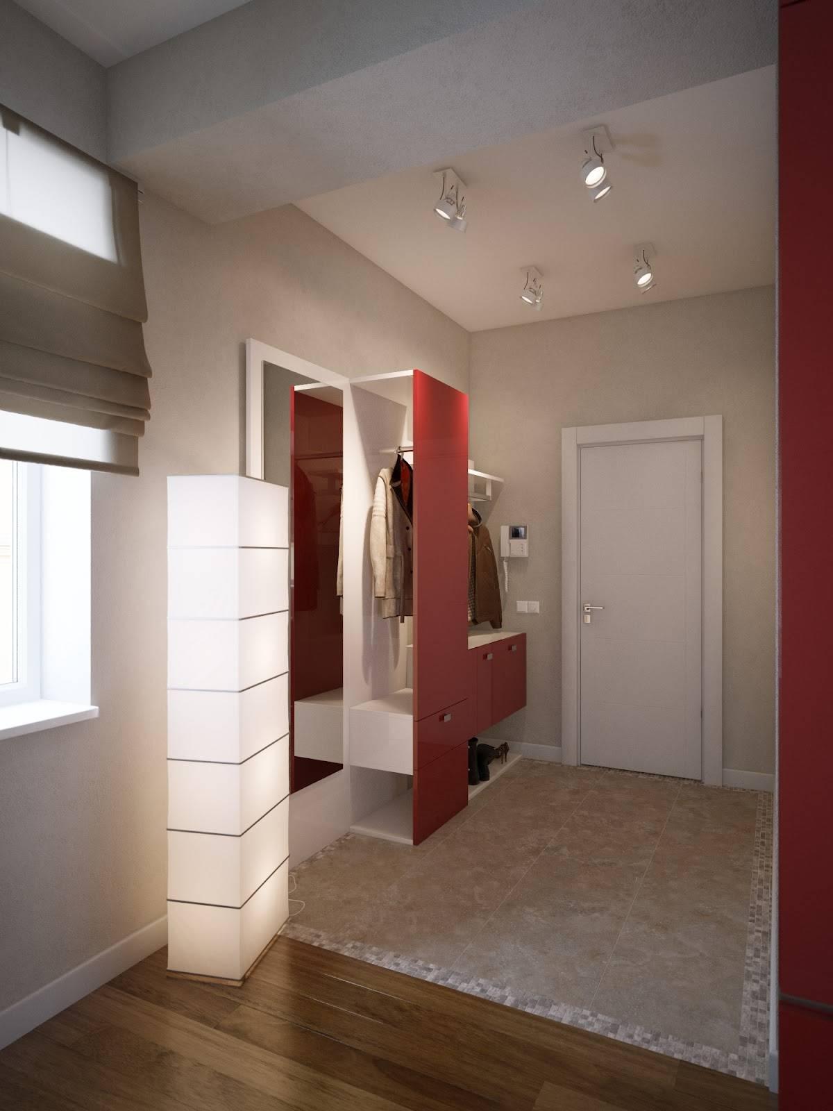 Советы и рекомендации по выбору плитки в прихожую комнату