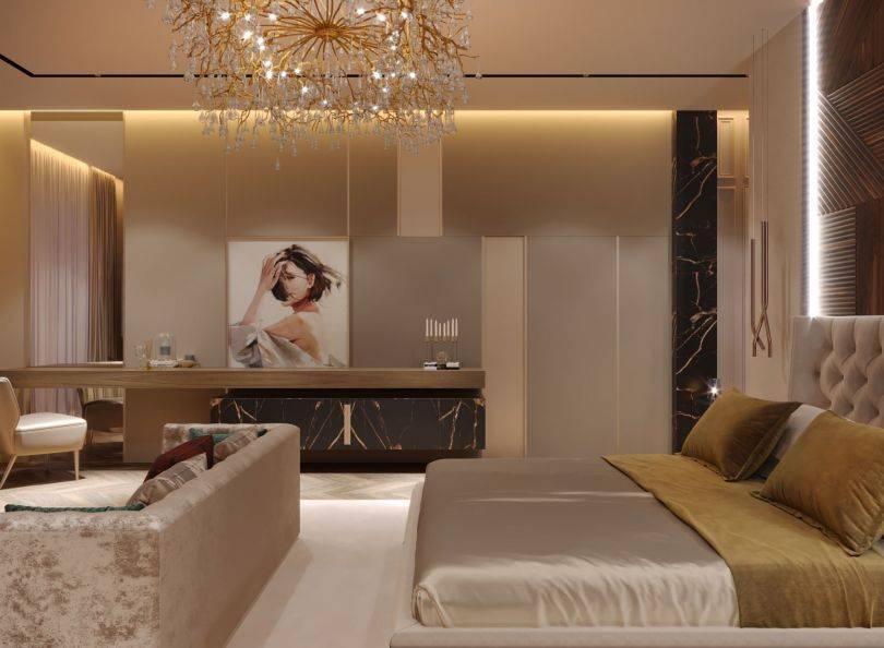 Ремонт спальни:120 фото разного стилистического дизайна, материал