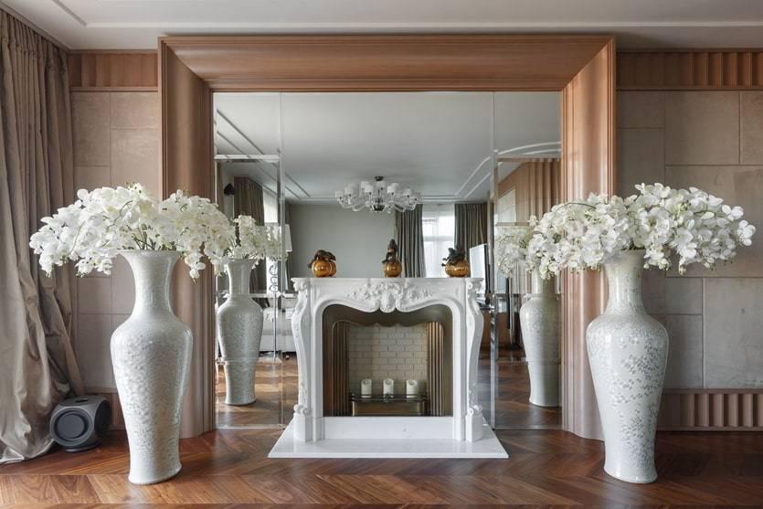Напольные вазы: красивый декор своими руками - квартира, дом, дача - медиаплатформа миртесен