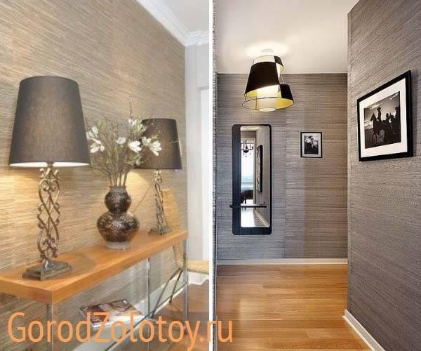 Выбор обоев для прихожей и коридора (67 фото): дизайн обоев в квартире, какие подойдут и как выбрать, модные идеи 2021
