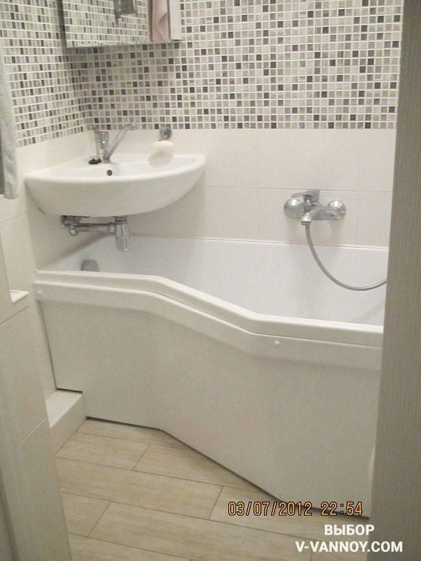 Какой дизайн подойдет ванной комнате в хрущевке
