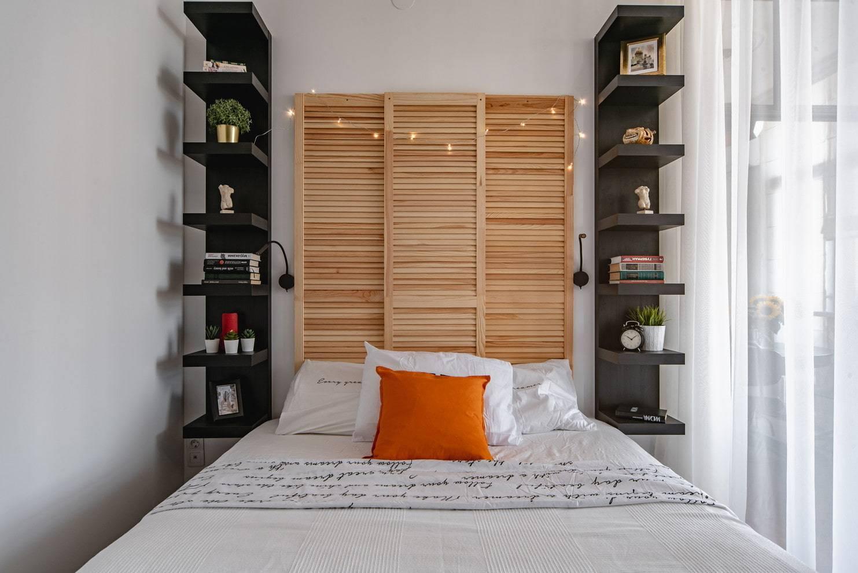 Узкая спальня — лучшие примеры удачной планировки. варианты нестандартного оформления дизайна (90 фото новинок)