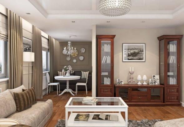 Как визуально увеличить комнату? 8 советов дизайнера с фото
