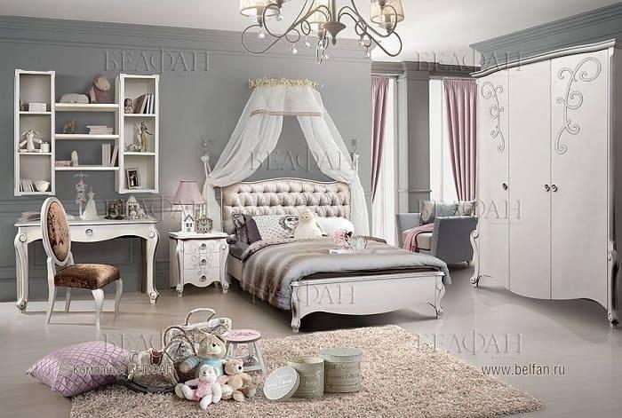 Детская мебель из массива, основные преимущества и недостатки