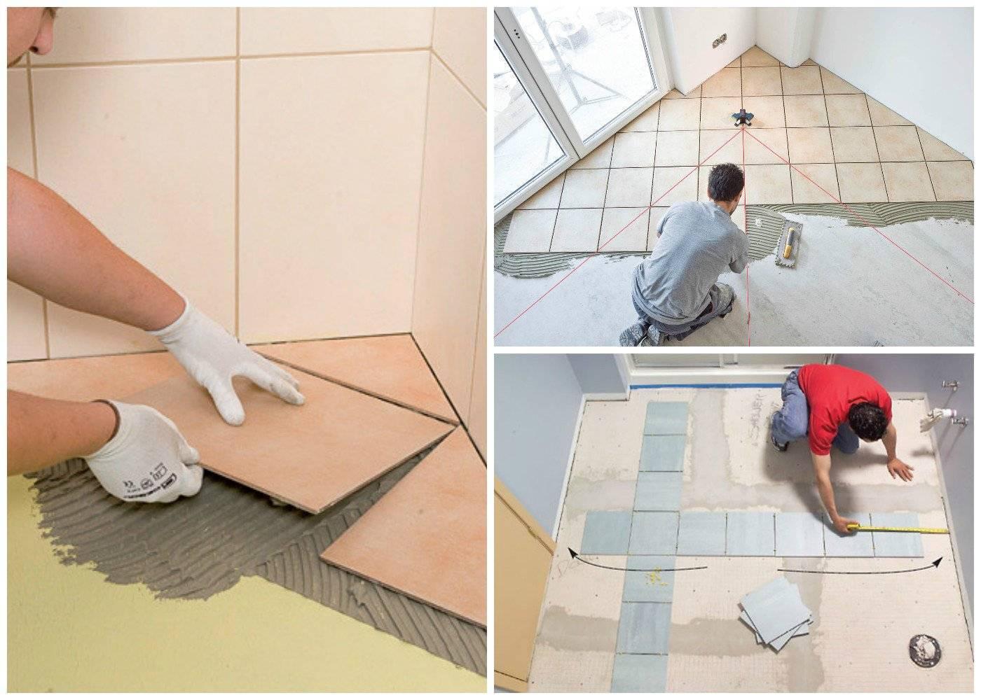 Раскладка плитки (52 фото): план укладки керамической плитки «елочкой», варианты и схемы правильной установки кафеля