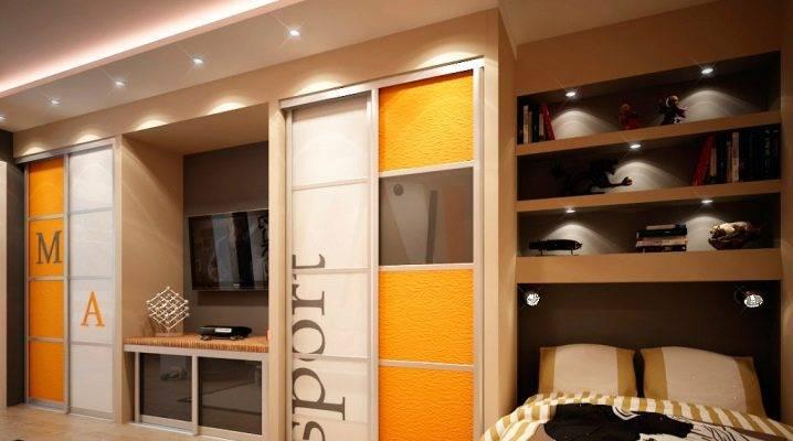 Шкаф в детскую комнату: 90 фото лучших современных моделей и критерии выбора шкафов