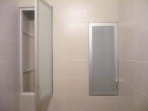 Рольставни в туалет