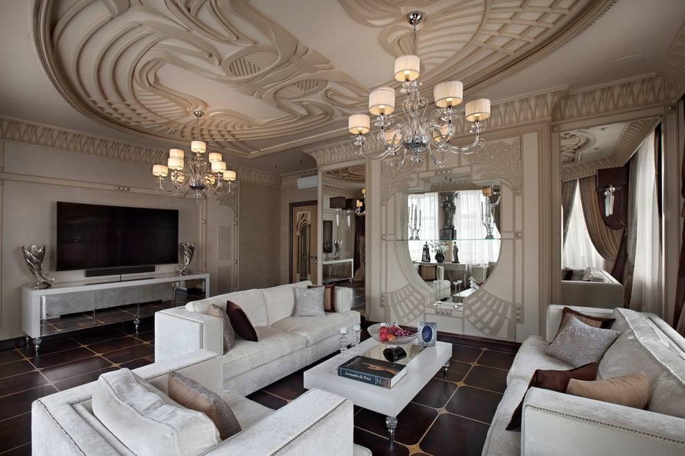 Кухня в стиле арт-деко (44 реальных фото): дизайн интерьера и объединение с гостиной