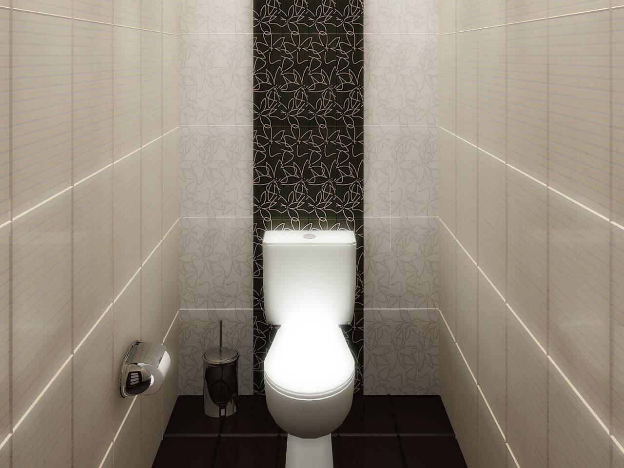 Мозаика в туалете (44 фото): дизайн и отделка маленького санузла, выложенные из плитки узоры на полу и стенах, советы для ремонта