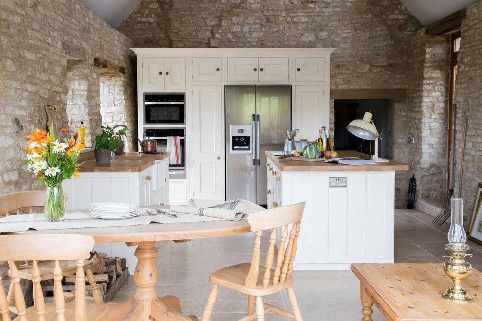 Дизайн кухни в стиле кантри (+55 фото) - стильный и современный дизайн интерьера для вас