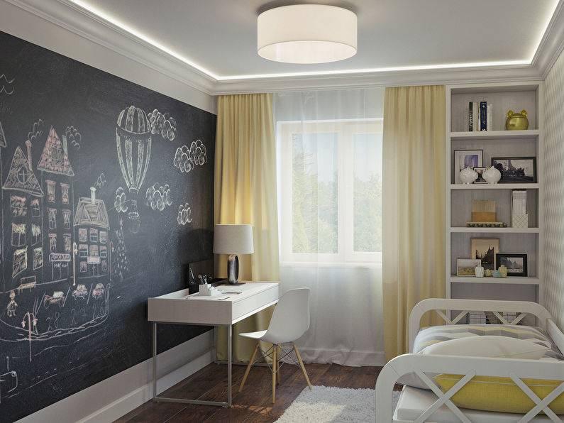 Бирюзовый цвет в интерьере (100 фото) - идеи дизайна комнат, с какими цветами сочетать