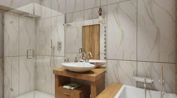 Дизайн и планировка ванной на 5 кв.м.: лучшие дизайнерские идеи и практичные решения