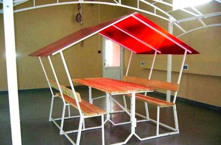 Поделки из полипропиленовых труб: теплица, парник, стул, полки и другие изделия